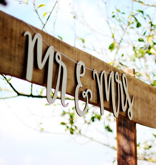 pianificazione matrimonio Mr&Mrs